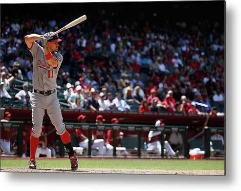 People Metal Print featuring the photograph Ryan Zimmerman by Christian Petersen