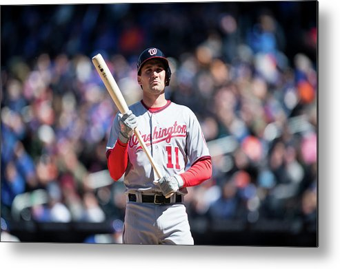 East Metal Print featuring the photograph Ryan Zimmerman by Rob Tringali
