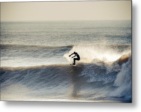 People Metal Print featuring the photograph The fine art of balancing by s0ulsurfing - Jason Swain