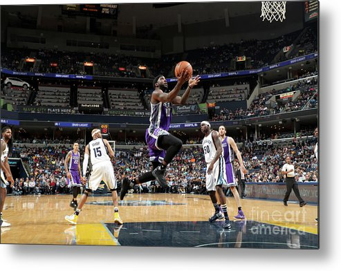 Nba Pro Basketball Metal Print featuring the photograph Ty Lawson by Joe Murphy