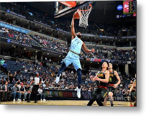 Nba Pro Basketball Metal Print featuring the photograph Wayne Selden by Scott Cunningham