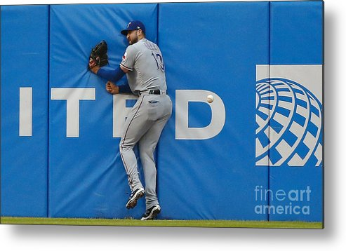People Metal Print featuring the photograph Joey Gallo by Jon Durr