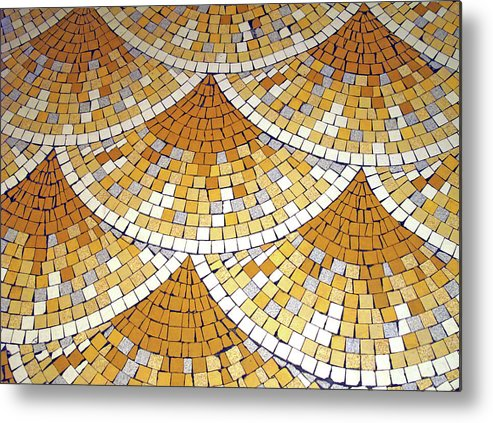 Art Metal Print featuring the photograph Art Deco by Christine Dolan Photography