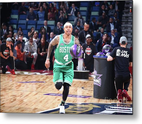 Event Metal Print featuring the photograph Isaiah Thomas by Nathaniel S. Butler