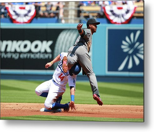 People Metal Print featuring the photograph Jean Segura by Victor Decolongon