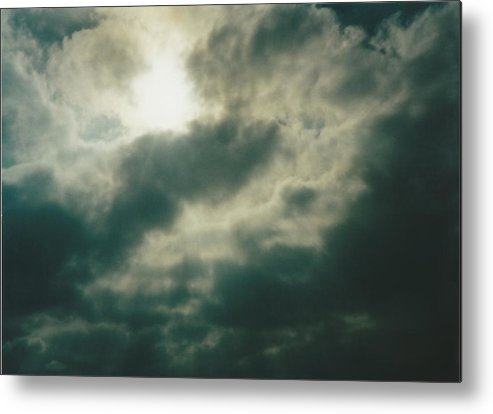 Sky Metal Print featuring the photograph Carthage Missouri by Gene Linder