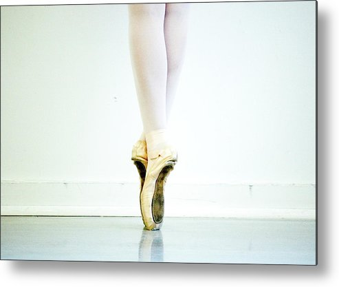 Expertise Metal Print featuring the photograph February Dance by Photo By Carl Johnson