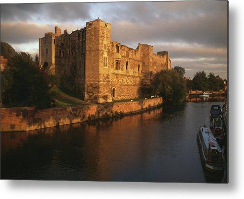 Nottinghamshire Metal Print featuring the photograph Newark Castle by Epics