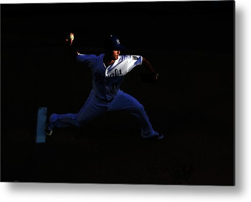 People Metal Print featuring the photograph Jeremy Guthrie by Jamie Squire