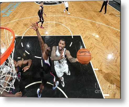 Nba Pro Basketball Metal Print featuring the photograph Sean Kilpatrick by Nathaniel S. Butler