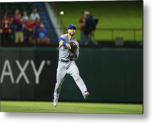 People Metal Print featuring the photograph Alex Gordon by Ronald Martinez