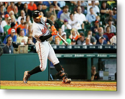 People Metal Print featuring the photograph Adam Jones by Scott Halleran