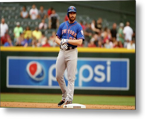 People Metal Print featuring the photograph Daniel Murphy by Christian Petersen