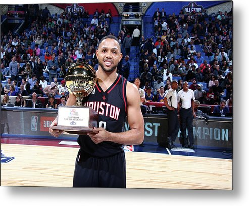 Event Metal Print featuring the photograph Eric Gordon by Nathaniel S. Butler
