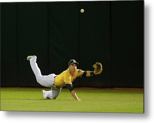 People Metal Print featuring the photograph Jake Smolinski by Thearon W. Henderson