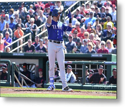 People Metal Print featuring the photograph Joey Gallo by Norm Hall