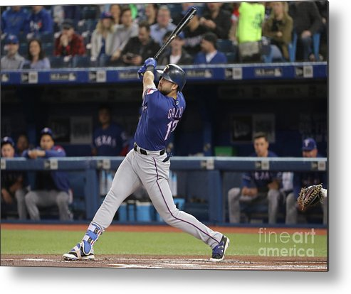 People Metal Print featuring the photograph Joey Gallo by Tom Szczerbowski