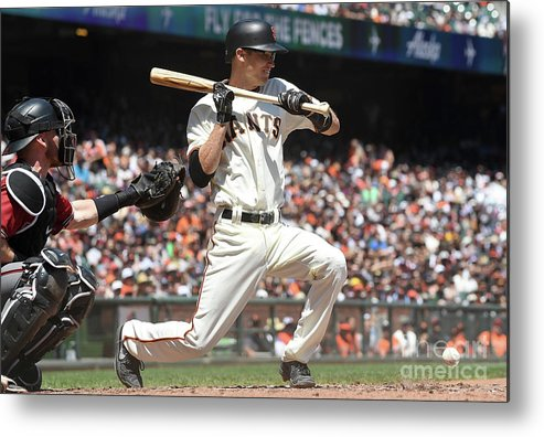 San Francisco Metal Print featuring the photograph Kelby Tomlinson by Thearon W. Henderson