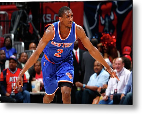 Atlanta Metal Print featuring the photograph Langston Galloway by Kevin C. Cox