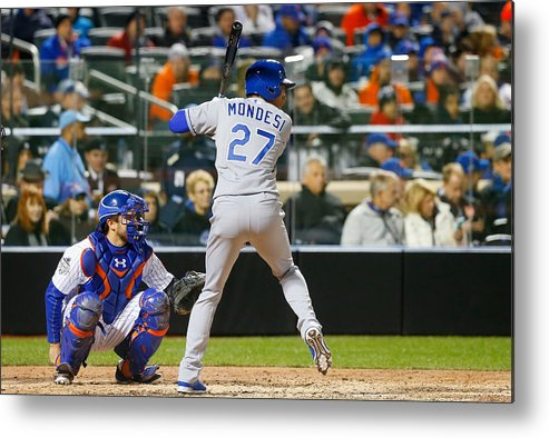 People Metal Print featuring the photograph Raul Mondesi by Jim McIsaac