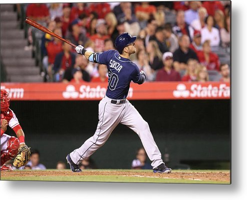 People Metal Print featuring the photograph Steven Souza by Stephen Dunn
