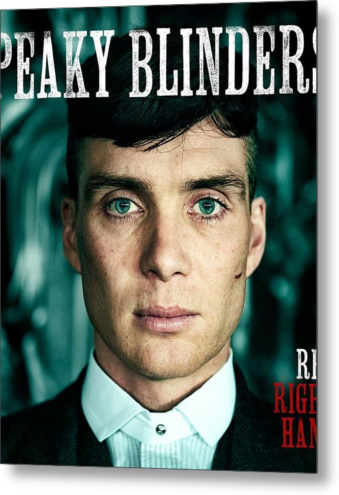 Red Right Hand Theme from Peaky Blinders - Single by Nick Cave and The Bad Seeds by Music N Film Prints