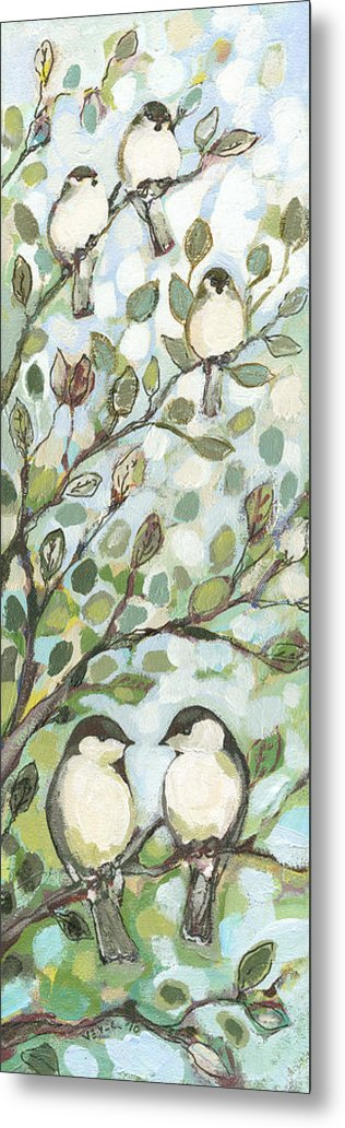 Mo's Chickadees by Jennifer Lommers