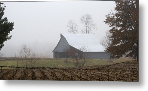 The 14th Project Metal Print featuring the photograph the 14th Project - Installment 82 by Eric Mace