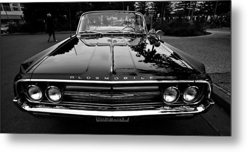 Australia Metal Print featuring the photograph Classicmobile by Dennis Gay