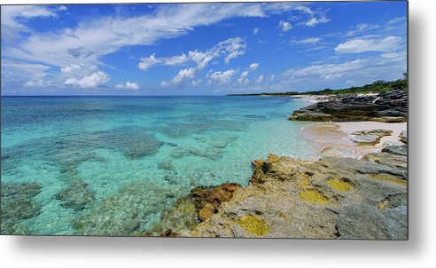 Chad Dutson Metal Print featuring the photograph Color And Texture by Chad Dutson