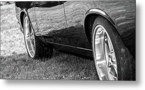 Gto Metal Print featuring the photograph Classic Cars by Mickie Bettez