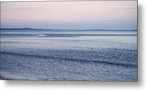 Water Metal Print featuring the photograph Irish Coast by Susan Grissom