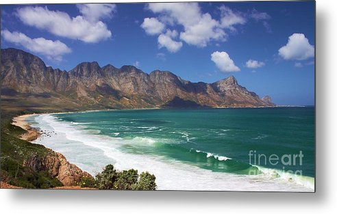 South Africa Metal Print featuring the photograph False Bay Drive by Jeremy Hayden
