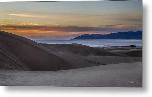 California Metal Print featuring the photograph Tranquility by Cheryl Strahl