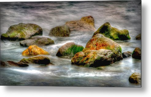 Metal Print featuring the photograph Rocky Front by Craig Incardone