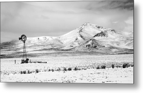 Great Metal Print featuring the photograph Great Basin by Alasdair Turner