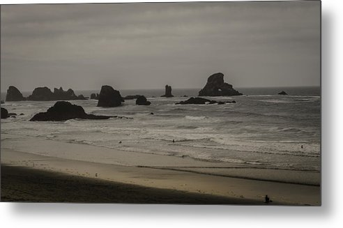 Metal Print featuring the photograph Cannon Beach 1 by Marcel Van der Stroom