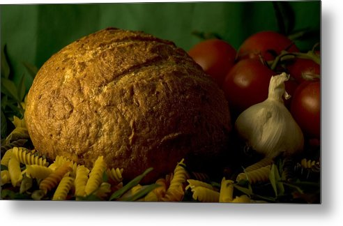 Food Metal Print featuring the photograph Ingredients by Jessica Wakefield