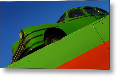 Skip Hunt Metal Print featuring the photograph The Way We Roll by Skip Hunt