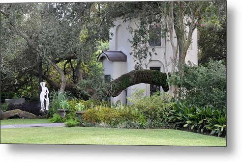 South Metal Print featuring the photograph Southern View by Kathy Ricca