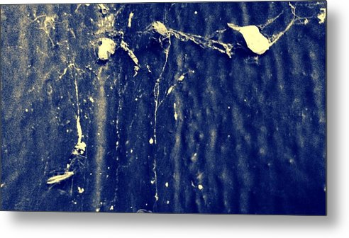 Abstract Metal Print featuring the photograph Abstract #2 by Paulo Guimaraes