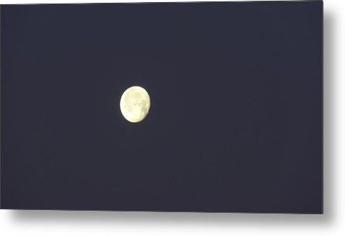 Full Moon Metal Print featuring the photograph Full Moon by Jessica Cruz