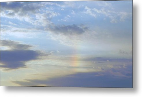 Kentucky Metal Print featuring the photograph Kentucky Rainbow by John Parry