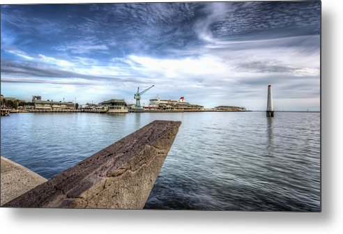 Australia Metal Print featuring the photograph Pointed by Paradigm Blue