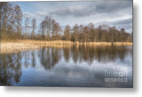 Germany Metal Print featuring the photograph Reflection by Mickey At Rawshutterbug