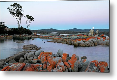 Time Metal Print featuring the photograph Time And Tide by Nicholas Blackwell