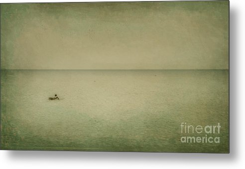 Sea Metal Print featuring the photograph The Recesses Of The Deep by Dana DiPasquale