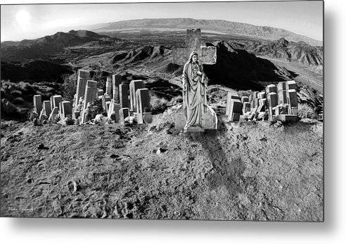 Metal Print featuring the photograph Sacred Ground by Blake Richards
