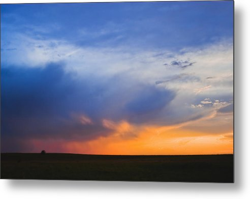 Sunset Metal Print featuring the photograph Sunset 10 by Katherine Bay