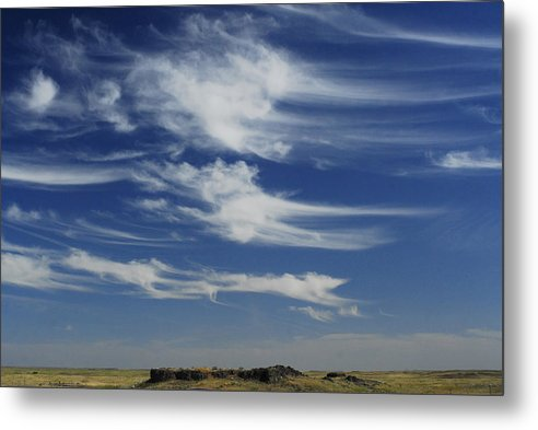 Sky Metal Print featuring the photograph Ethereal Clouds by Owen Ashurst